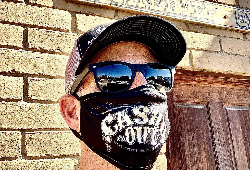 Cash'd Out Mask