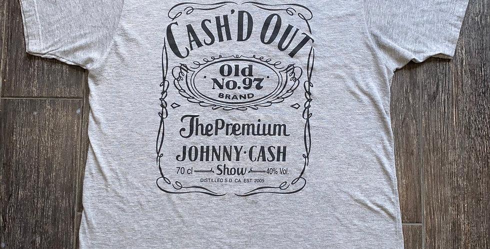 "Gray ""Old 97"" T-Shirt"