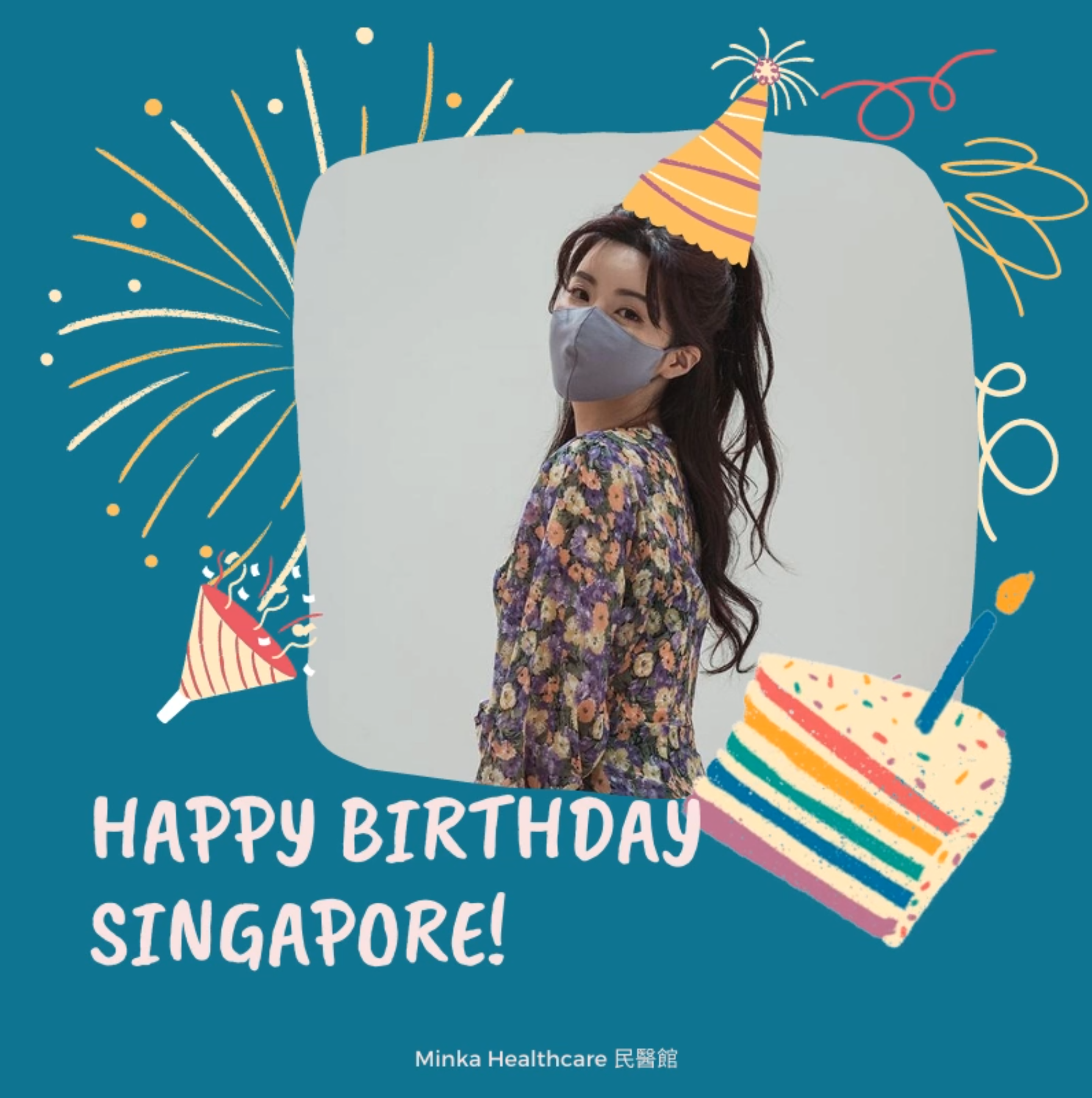 Happy 55th Birthday Singapore!