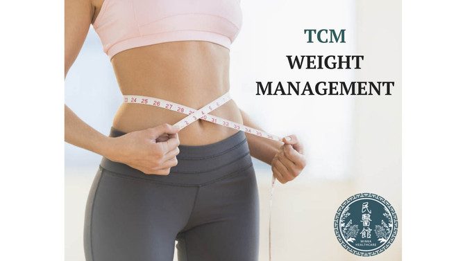 Why choose TCM Weight Management?