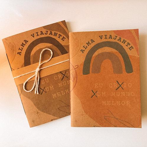 Caderno Alma Viajante