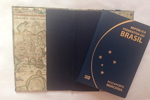Porta Passaporte Maps