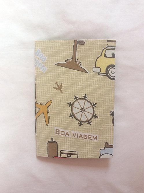 Caderno de Anotação de Viagem: Good Trip!