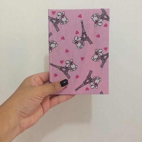 Caderno de Anotações de Viagens: Paris