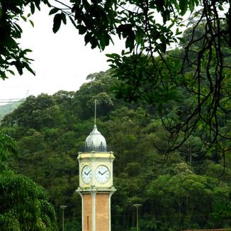 Paranapiacaba: Lugar onde se vê o Mar!