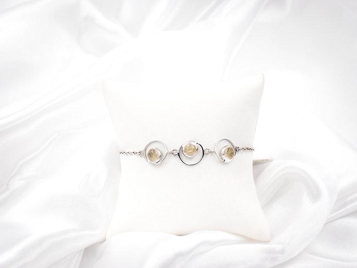 Moda ember circle bracelet