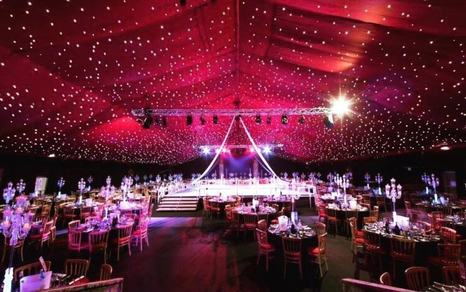Eventus marquee hire christmas