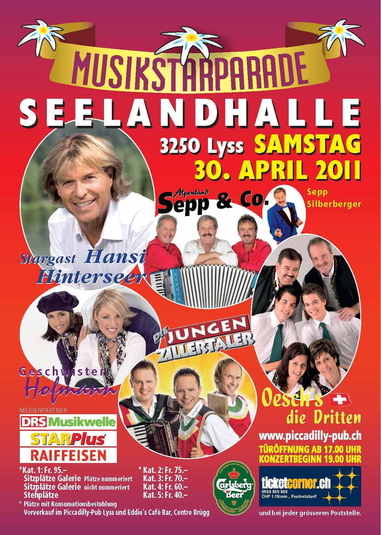 Musikstarparade_2011