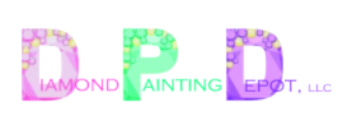 diamond painting button