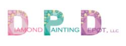 diamond painting button