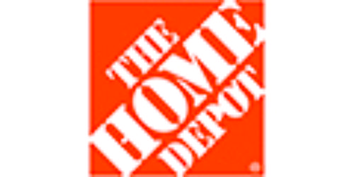 home depot button
