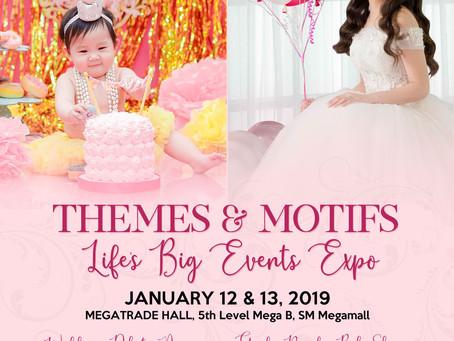 Bridal Fair 2019 Calendar