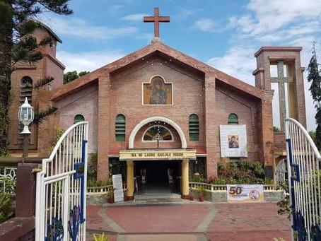 Tagaytay & Cavite Churches