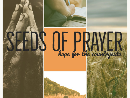 Seeds of Prayer May 2019