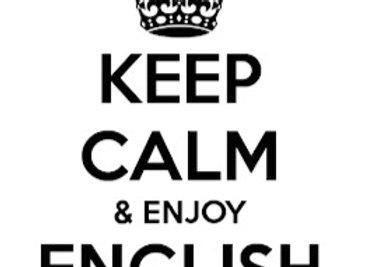 English (British) I, II, III, IV OR V