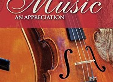 Music Appreciation – The Enjoyment of Listening