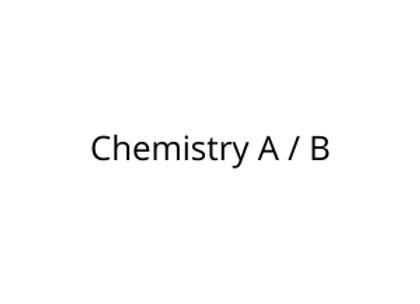 Chemistry A / B