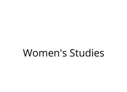 Women's Studies