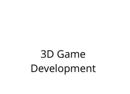 Summer School 3D Game Development