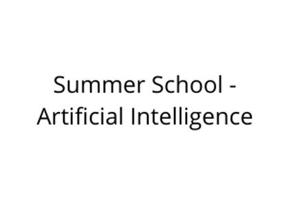 Summer School - Artificial Intelligence