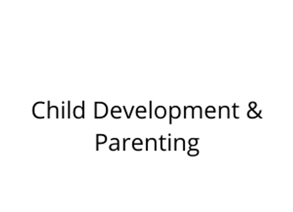 Child Development & Parenting