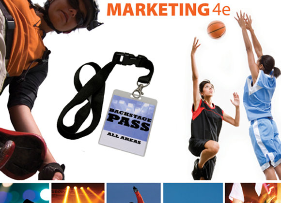 Sports and Entertainment Marketing (.5)