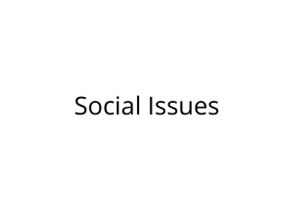 Social Issues