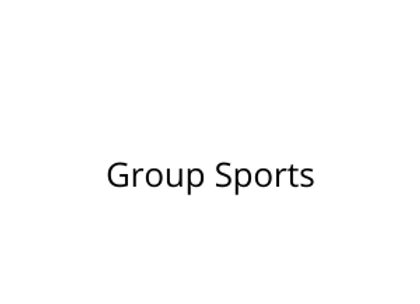 Group Sports