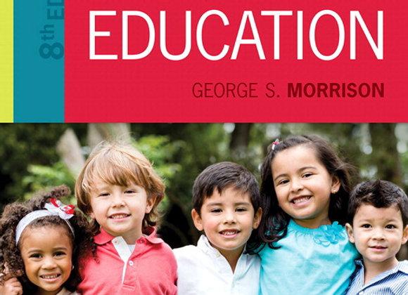 Ed Early Childhood Education