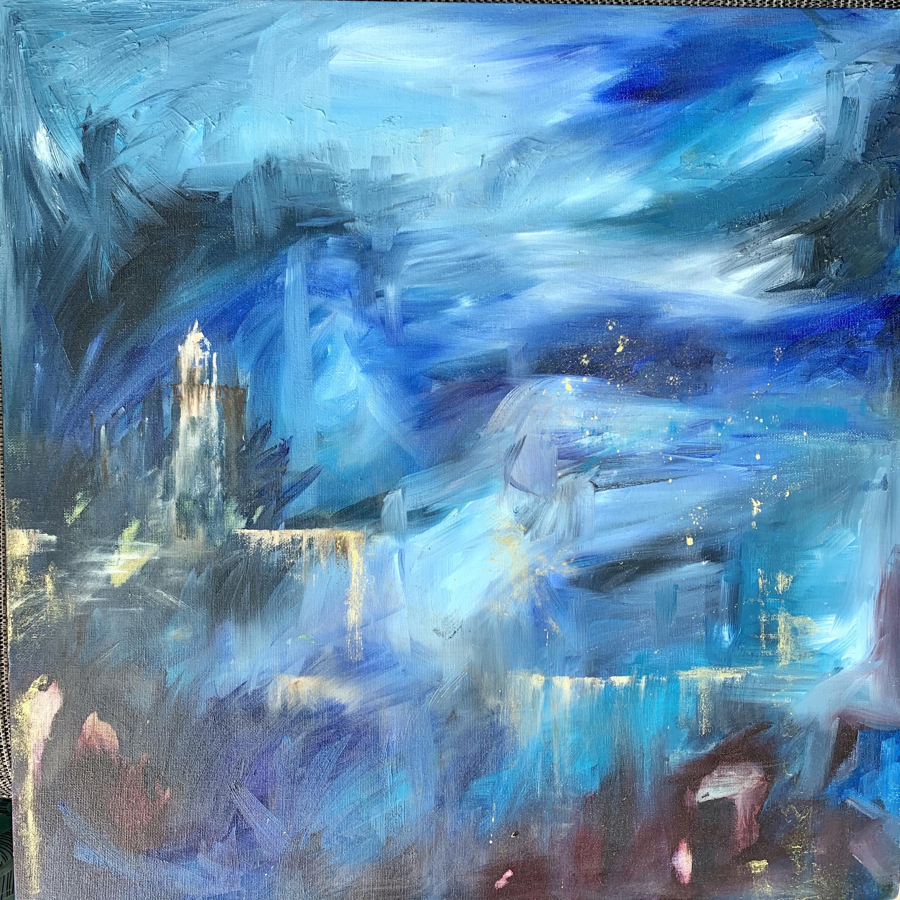 St Ives , Helga Picknell-Velkeniers