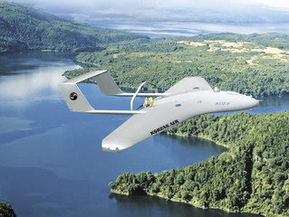 Huneed, Signed the Supply Contract for UAV Core Mission Equipment with KAL