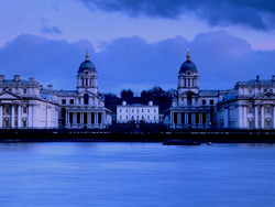 Old Naval College, Greenwich