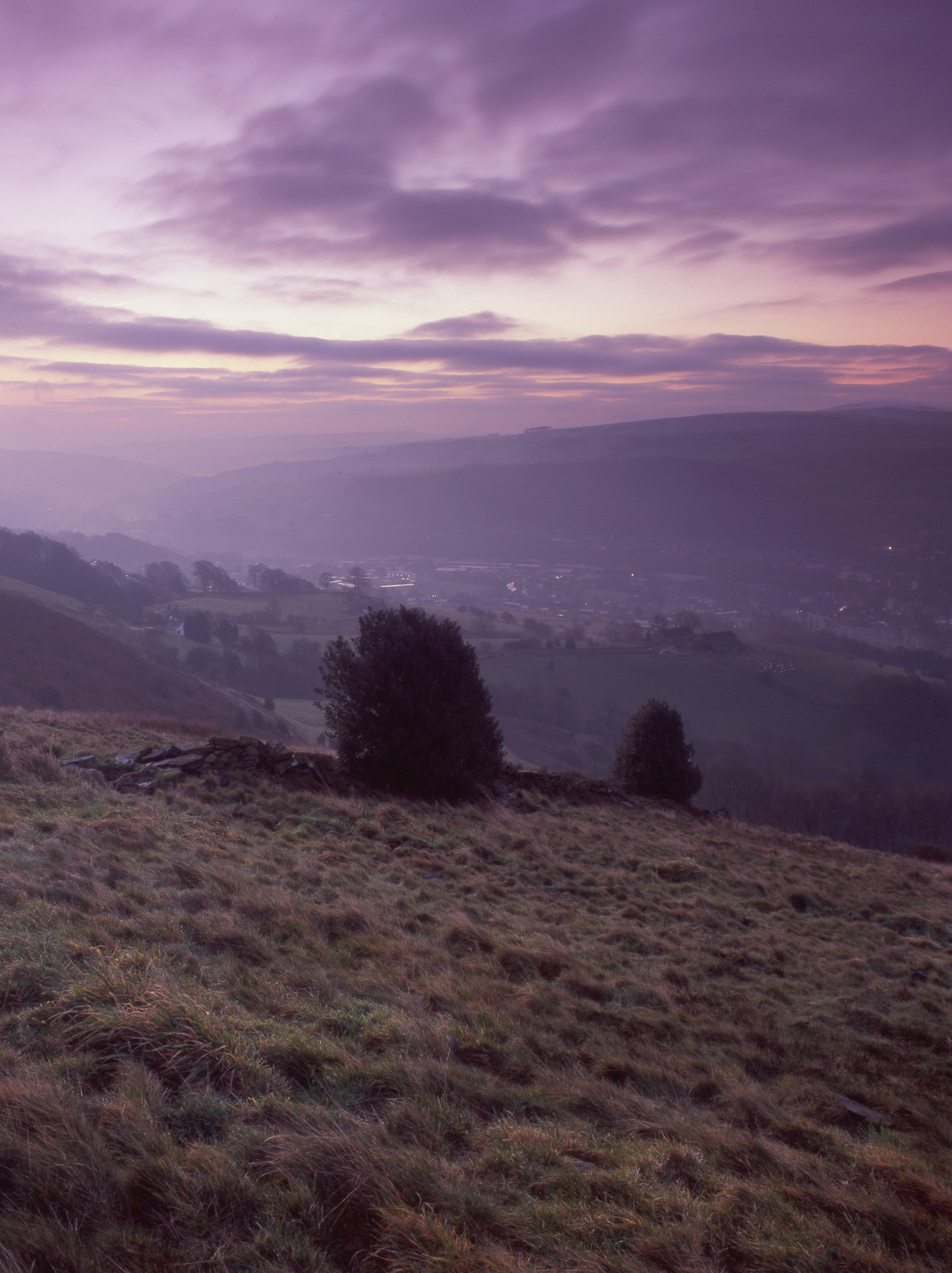 Mount Skip, Dawn, Yorkshire