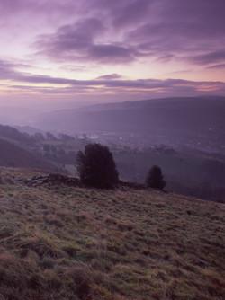 Mount Skip, Dawn, Yorkshire