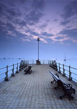 Dawn, Swanage, Cornwall