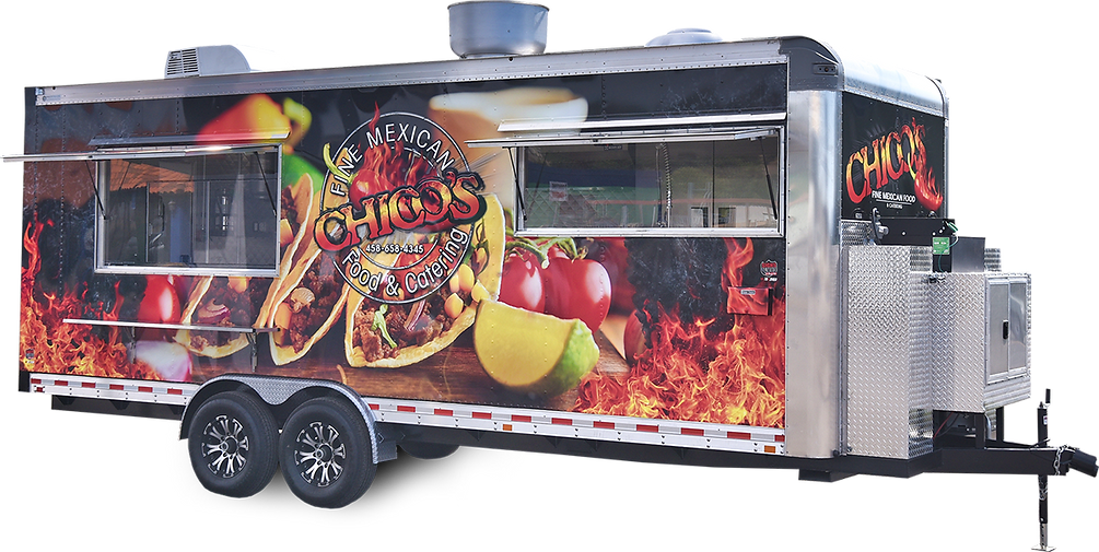 Chico's Fine Mexican Food and Catering in Southern Oregon Food truck