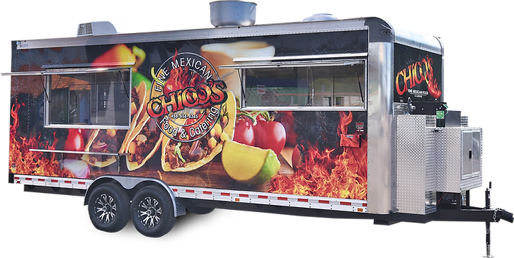 Chico's Fine Mexican Food Truck in Southern Oregon