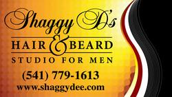 Shaggy D's Hair & Beard
