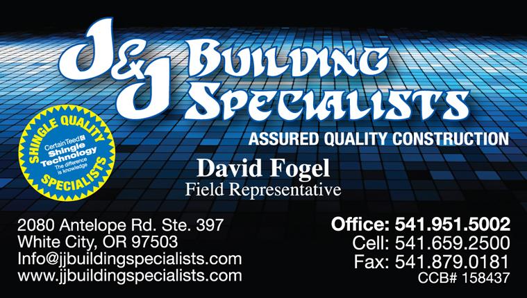 J & J Building Specialists