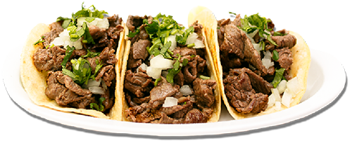 Street Tacos, fish tacos, and quesadillas in medford oregon