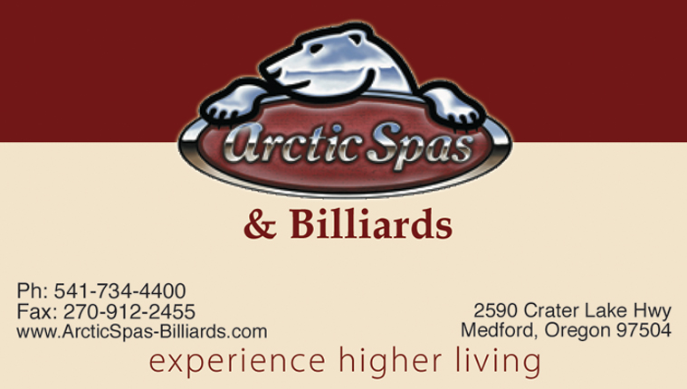 Arctic Spas & Billiards 2