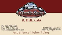 Arctic Spas & Billiards 2