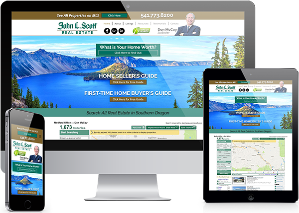 Small Business Website Design in the Rogue Valley Oregon