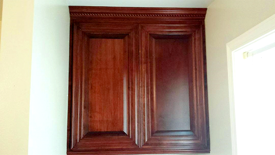 Custom Wood Cabinets Medford