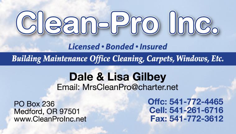 Clean-Pro Inc