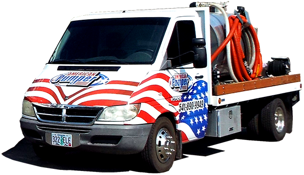 American Pumper offers a state-of-the-art grease trap pumper truck in Southern Oregon. Grease trap pumping, grease trap cleaning, grease trap service