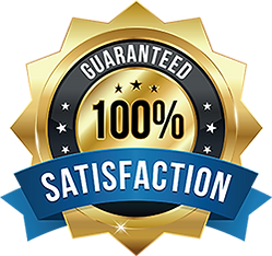 100% satisfaction guarantee on all our painting services in Medford Oregon.