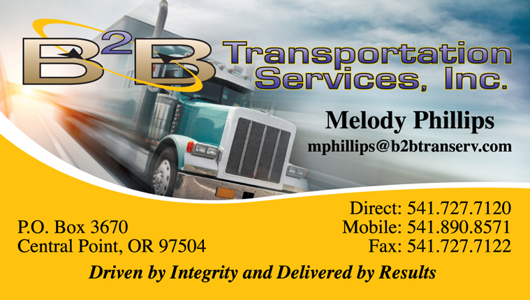 B2B Transportation Services