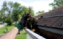 Rain gutter cleaning in southern oregon including medford, ashland, jacksonville, eagle point, and central point oregon