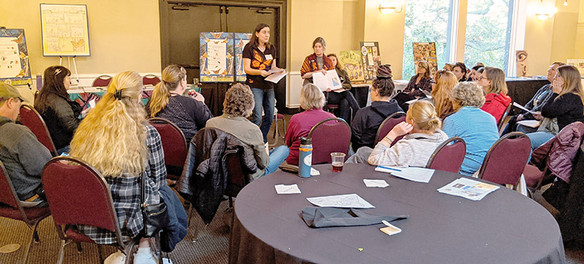 Monarch Counting Workshop at the 2020 Summit